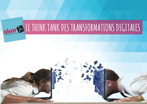 couverture du livre blanc le Think Tank des Transformations Digitales